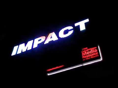 ป้ายตัวอักษร เชียงใหม่ - impactmedia.co.th