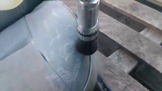 Апарат для турбо хімчистки Cyclone AZ-2000