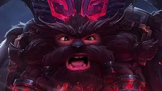 Niemals in die Base!!! | Ornn Jungle [edit. Gameplay]