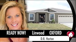 New Homes Clermont Winter Garden Florida Oxford by DR Horton at Linwood
