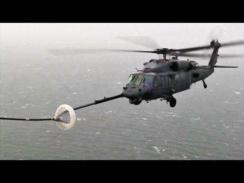 Air Refueling - MC-130J & UH-60