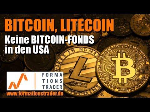 News & Analysen: Keine Zulassung für Bitcoin-Fonds in USA