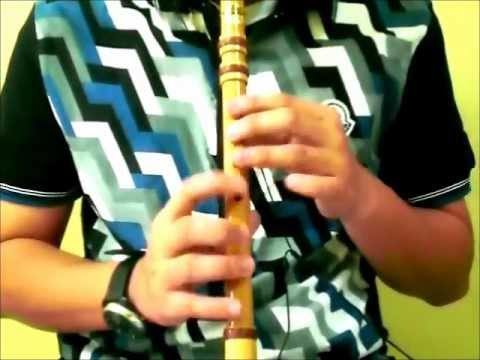 Pocahontas - Colors Of The Wind (Bamboo Flute/Recorder Cover)