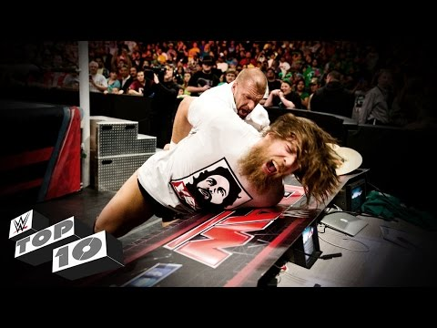 Thumbnail: Triple H's Most Vicious Moments – WWE Top 10