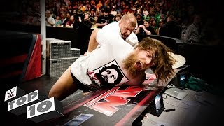 Repeat youtube video Triple H's Most Vicious Moments – WWE Top 10