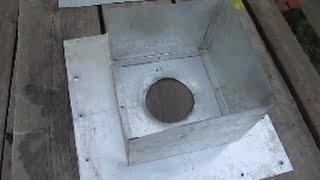 видео Проход трубы через потолок бани: потолочная разделка своими ркуами