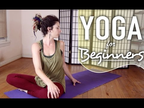 yoga for complete beginners  20 minute home yoga workout