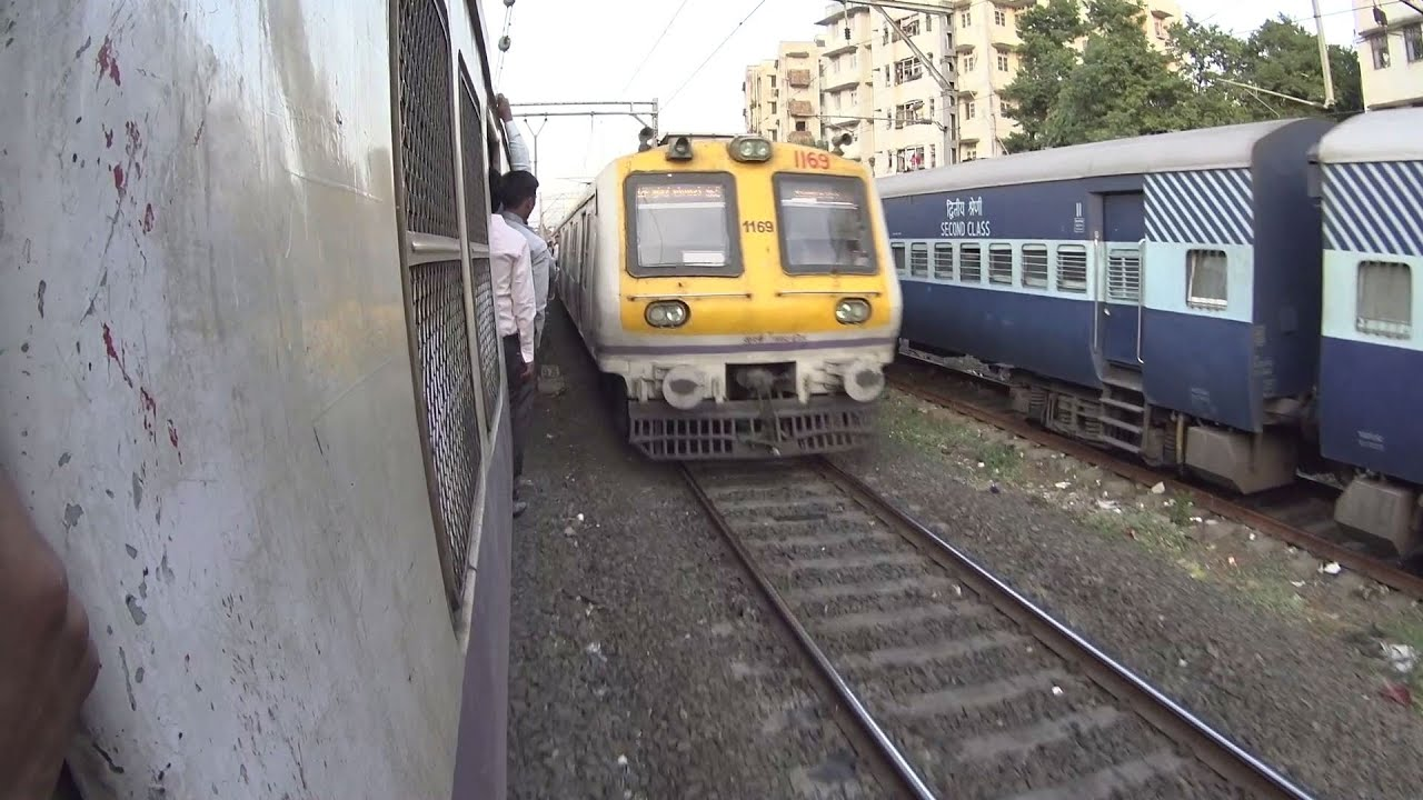 essay on mumbai local train