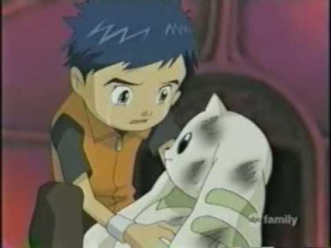 Digimon Tamers - With a few good friends