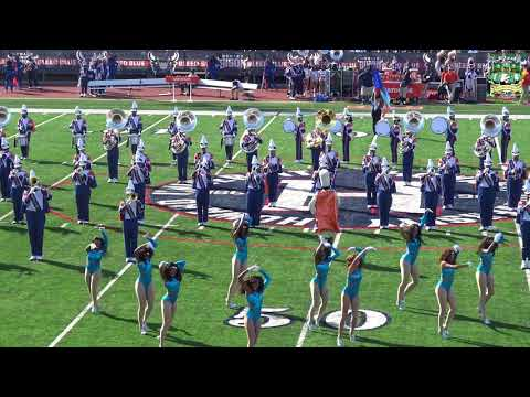 Morgan State vs Howard 2017 - Morgan State University Halftime in 4k