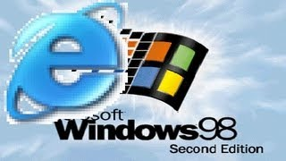 Installing Internet Explorer 6 on Windows 98 Second Edition