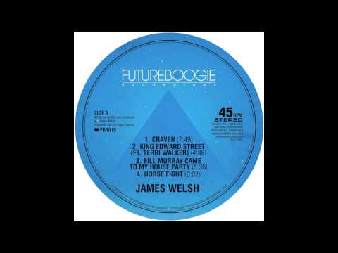 James Welsh - King Edward Street (feat Terri Walker)