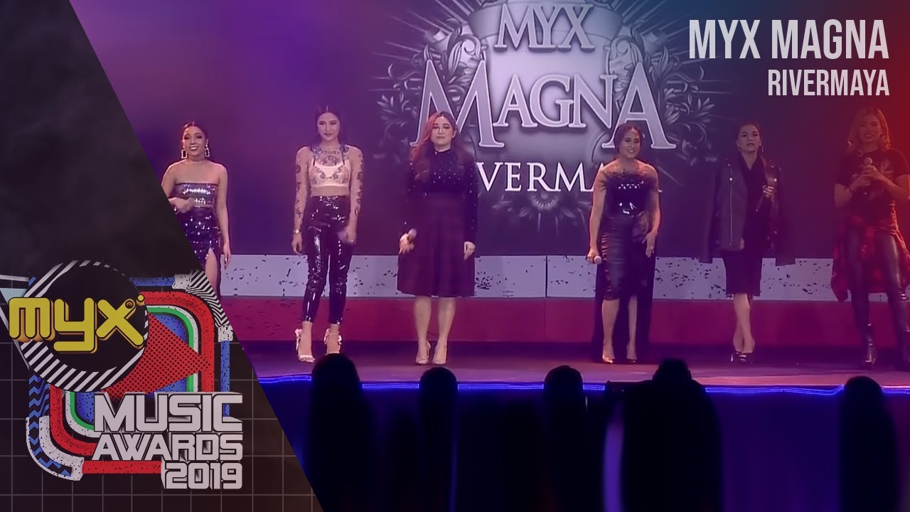 JOLINA MAGDANGAL Leads Tribute Performance Of MYX Music Awards 2019 Magna Awardee RIVERMAYA!