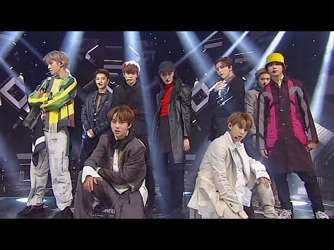 NCT 127 - Simon Says @ Popular Inkigayo 20181202