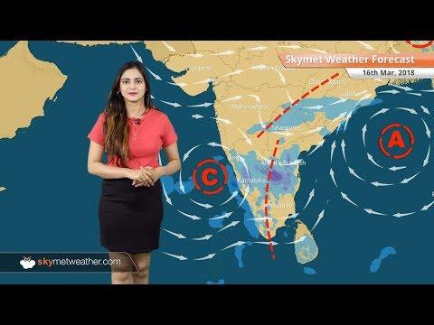 Weather Forecast for Mar 16: Rain in Bengaluru, Hyderabad, Mumbai, Chennai; Delhi to be dry