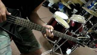 Dean Ml Metalman Bass
