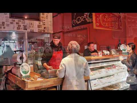 Behind the Scenes: Local Butcher Shop
