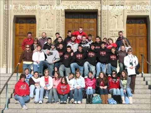 St Joseph Conway Springs High School Senior Video