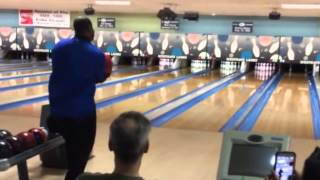 Last three strikes of Hakim Emmanuel 900 series