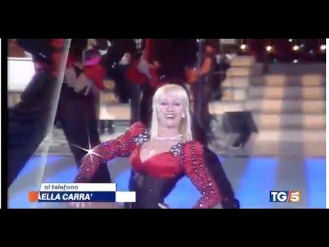 Raffaella Carrà TG5