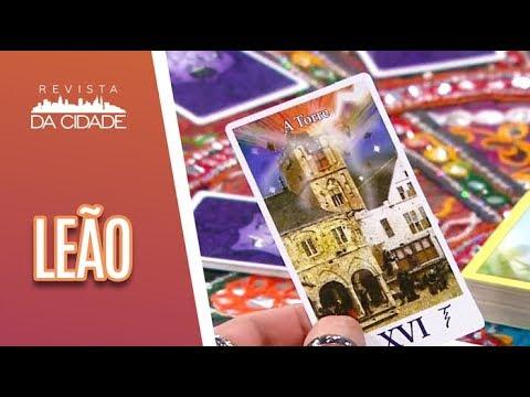 Previsão De Leão 03/06 à 09/06 - Revista Da Cidade (04/06/18)