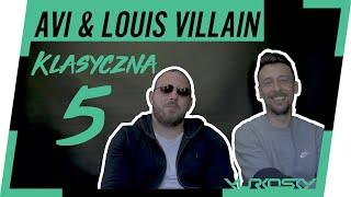 Muzyka Klasyczna złapała nas za SERCE | AVI x LOUIS VILLAIN - KLASYCZNA PIĄTKA #11