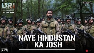 URI   Naye Hindustan Ka Josh   Vicky K, Yami G, Paresh R   Aditya D   11th Jan 2019