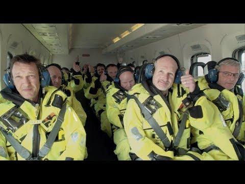 Første offshoreskift til Johan Sverdrup-feltet (Norwegian)