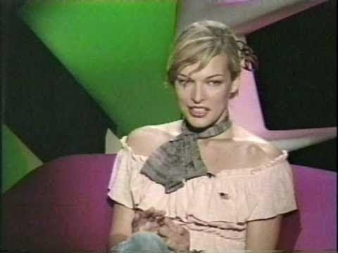 MILLA JOVOVICH - INTER... Milla Jovovich Movies 2001
