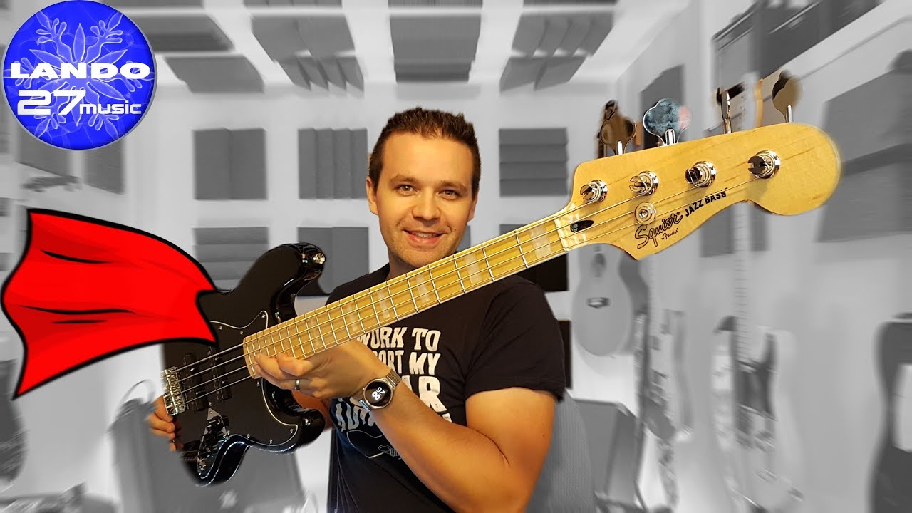 small resolution of making a super squier jazz bass from a vintage modified 77