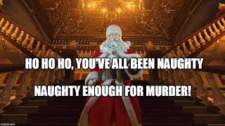 Santa's Slay Slaughter (Hitman Kİll Everything for Santa)
