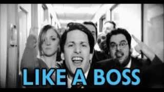 The Lonely Island ( feat. Seth Rogen ) - Like a BOSS [BASS BOOSTED]