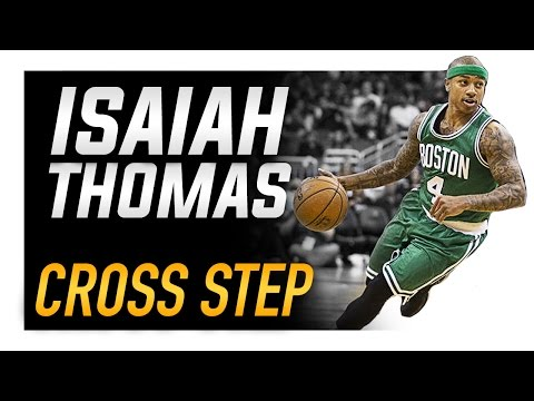 Isaiah Thomas Cross Step: NBA Basketball Moves