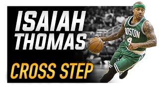 Isaiah Thomas Cross Step: NBA Basketball Moves