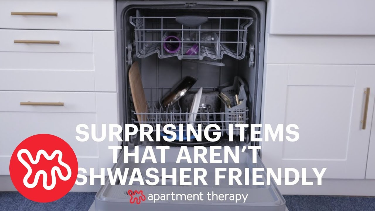 7 Things You Shouldn\'t Put In The Dishwasher