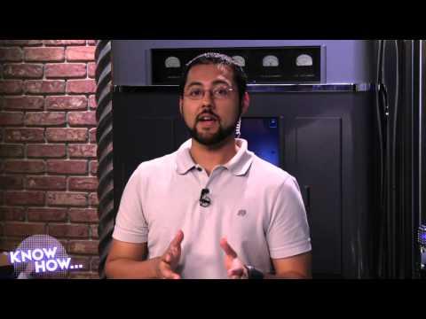 Know How... 9: Build a Virtual Machine