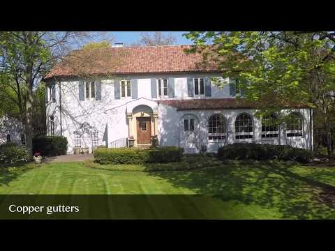 Video Tour of 479 Washington Road in Lake Forest, IL
