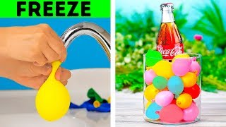 24 BEST SUMMER PARTY HACKS YOU'VE EVER SEEN