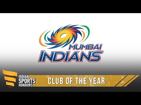 Mumbai Indians   Club of the Year   Indian Sports Honours