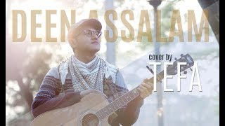DEEN ASSALAM - Tefa Cover (Acoustic Guitar Version)