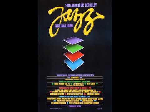 Herbie Hancock, Carlos Santana, Stanley Clarke & Jon Lucien Live Berkeley Jazz Festival 1980 (audio)