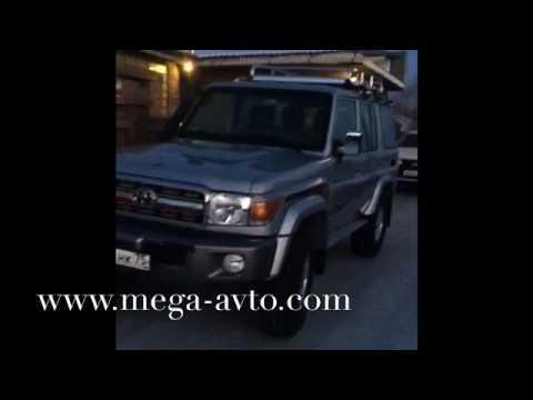 Отзыв клиента Land Cruiser 76 г Чита Мега Авто