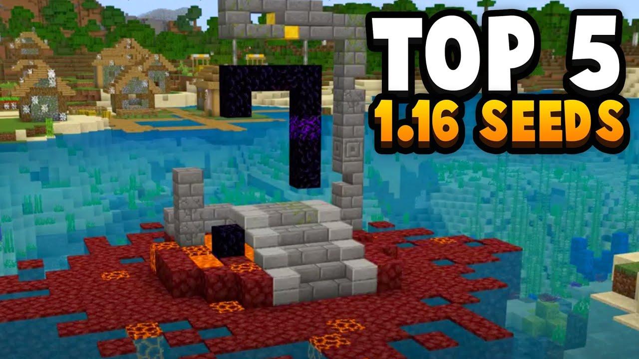 Minecraft - Top 8 Nether Update Seeds
