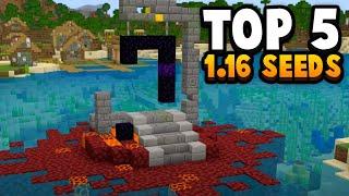 Minecraft - Top 5 Nether Update Seeds