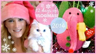 ❄ Vlogmas 2014!! ❄ Thumbnail