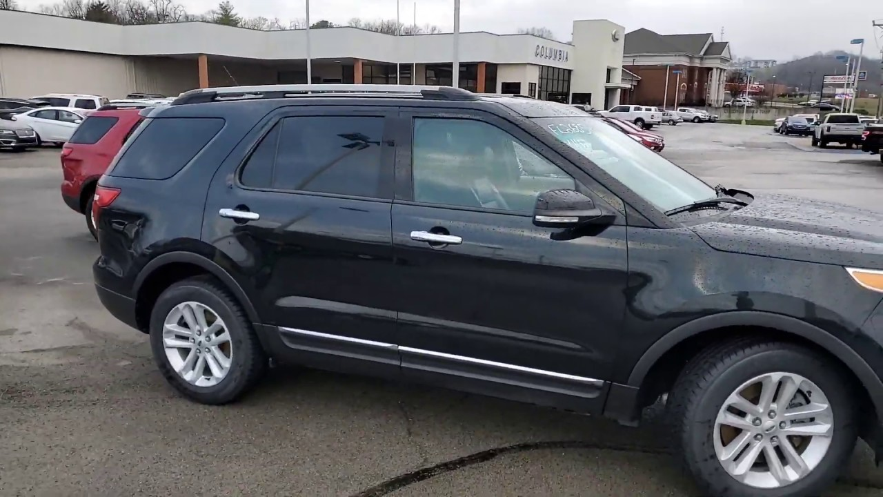 2014 ford explorer xlt at ford of columbia stock fl2685
