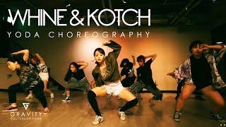 WHINE AND KOTCH- J Chapri x Charly Black | YODA AFRO DANCE | GRVTY LAB YT