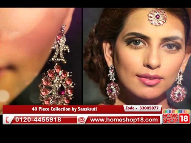 Homeshop18.com - Shagun 11 Jewellery Items By Sanskruti