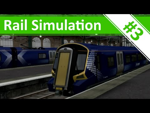 The Route That Never Was - Glasgow Airport Rail Link - Train Simulator 2016