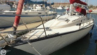[SOLD] Used 1984 Lancer Boats 36 Sloop in Ventura, California